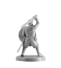 Slavic warrior with a sword #4