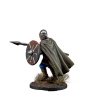 Anglo-Saxon warrior with spear