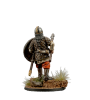Viking holding spear №1