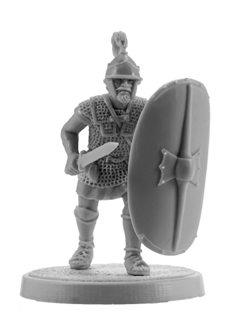 Carthaginian Warrior #2