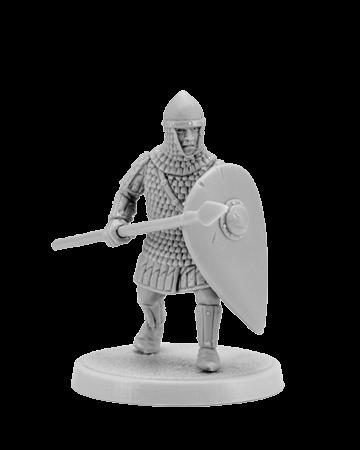 Byzantine Spearman #5