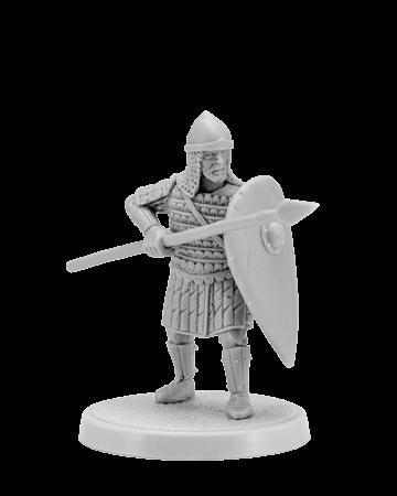 Byzantine Spearman #7