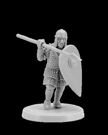Byzantine Spearman #8