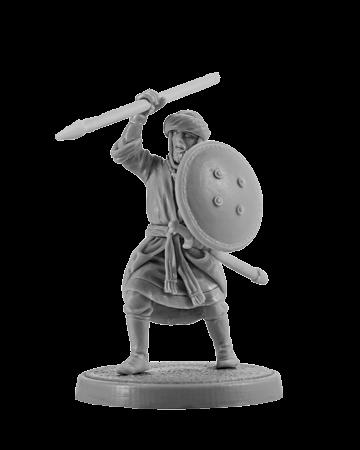 Arab Spearmen #7