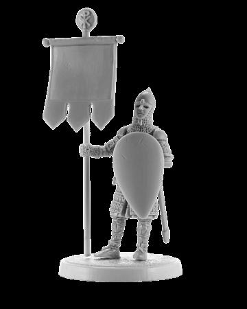 Byzantine Standard Bearer on foot