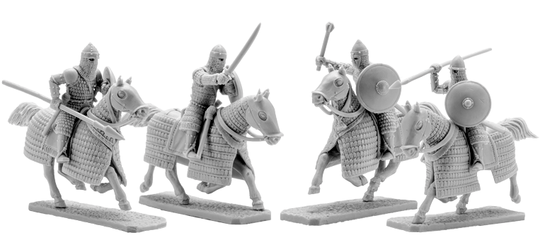 Byzantine Cataphracts