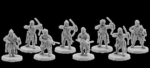 Byzantine archers (Toxotai)