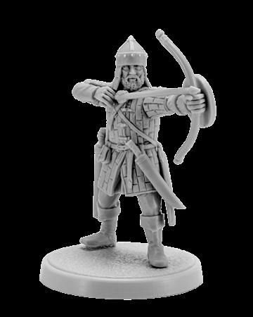 Byzantine Archer # 4