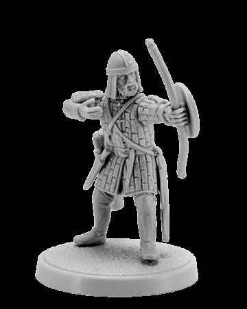 Byzantine Archer # 7