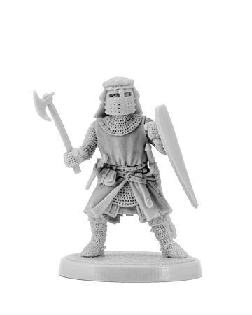 Crusader # 1