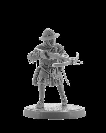 Crusader Crossbowman # 2