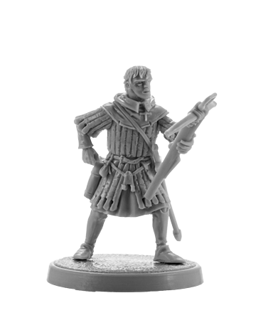 Crusader Crossbowman #3
