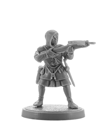 Crusader Crossbowman #4