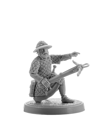 Crusader Crossbowman #5
