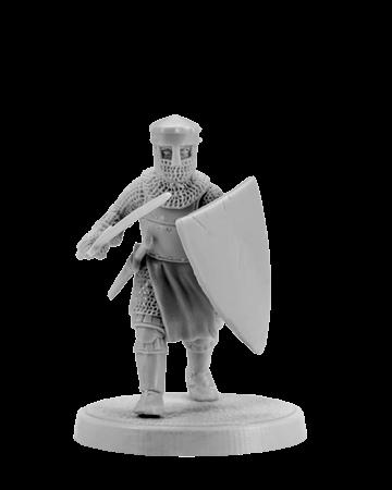 Crusader # 8