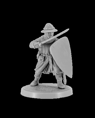 Crusader # 5