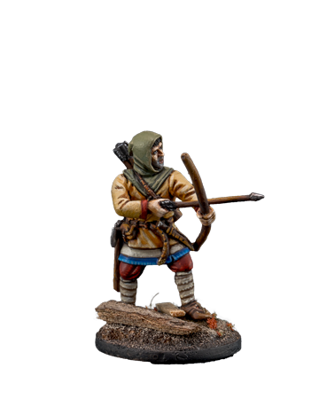 The Anglo-Saxon archer №2