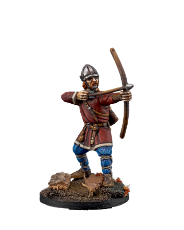 The Anglo-Saxon archer №4