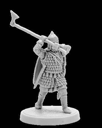 Varyag with broad axe #1