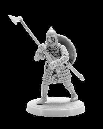 Varyag with broad axe #2