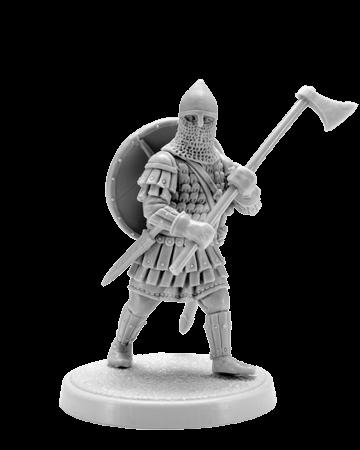 Varyag with broad axe #3