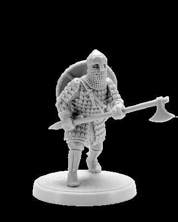 Varyag with broad axe #4