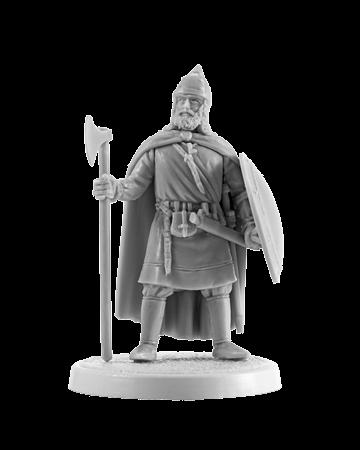 Varyag with broad axe #5