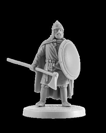 Varyag with broad axe #6