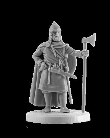 Varyag with broad axe #7