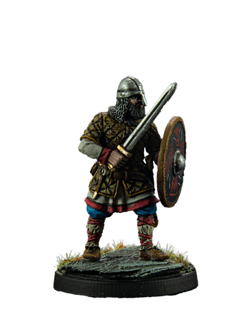 Viking swordsman #8