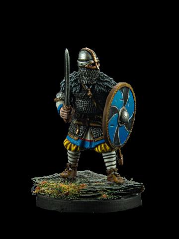 Viking swordsman #9