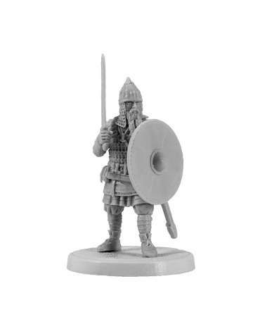 Viking swordsman #10