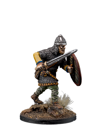 Viking swordsman #4
