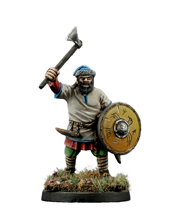 Viking with ax №3