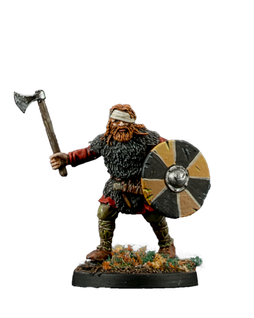 Viking with ax №5