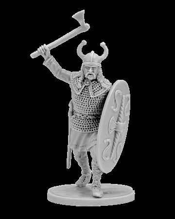 Gallic warrior with ax