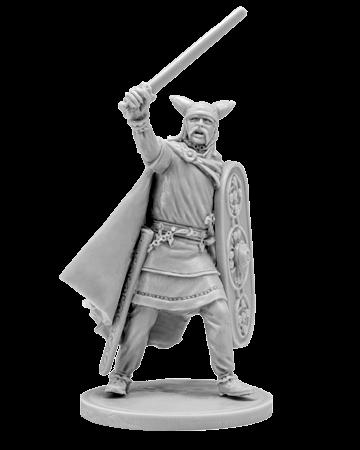 Gallic chieftain