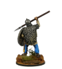 Viking holding spear №2