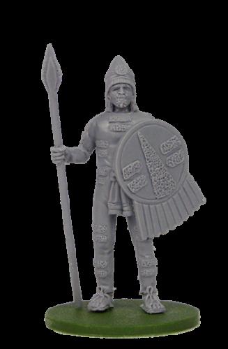 Cuextecatl soldier