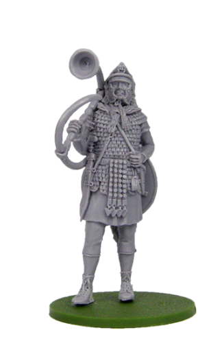 Roman trumpeter
