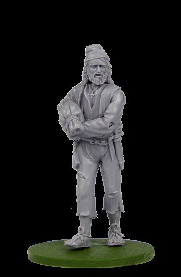 Spanish artilleryman