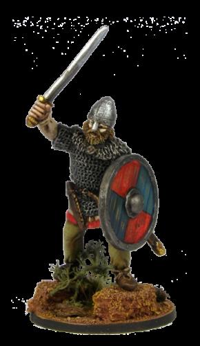 Viking swordsman №1