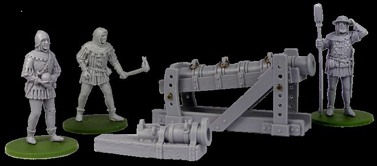 Medieval artillery