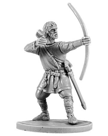 The Anglo-Saxon archer №1