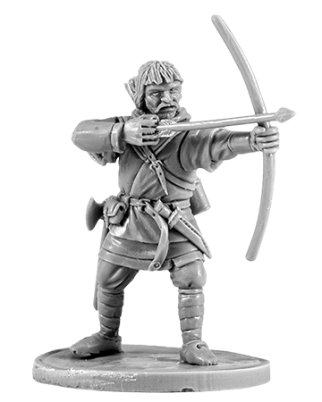 The Anglo-Saxon archer №3