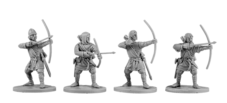 The Anglo-Saxons: Archers