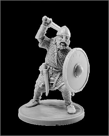 Viking swordsman №5
