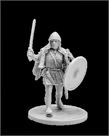 Woman warrior #3